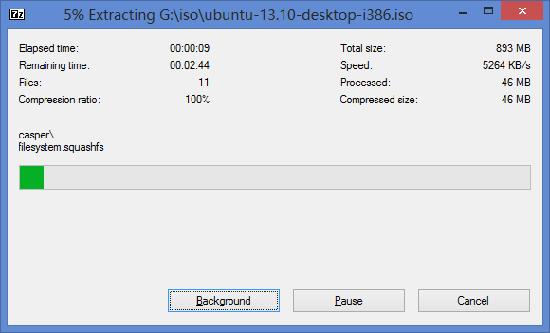 extract-ubuntu-iso