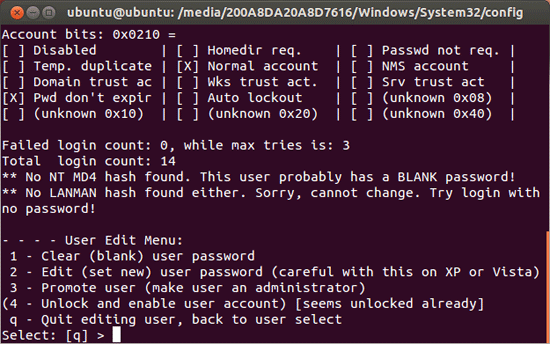 ubuntu-clear-password