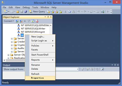 sql-server-management-studio